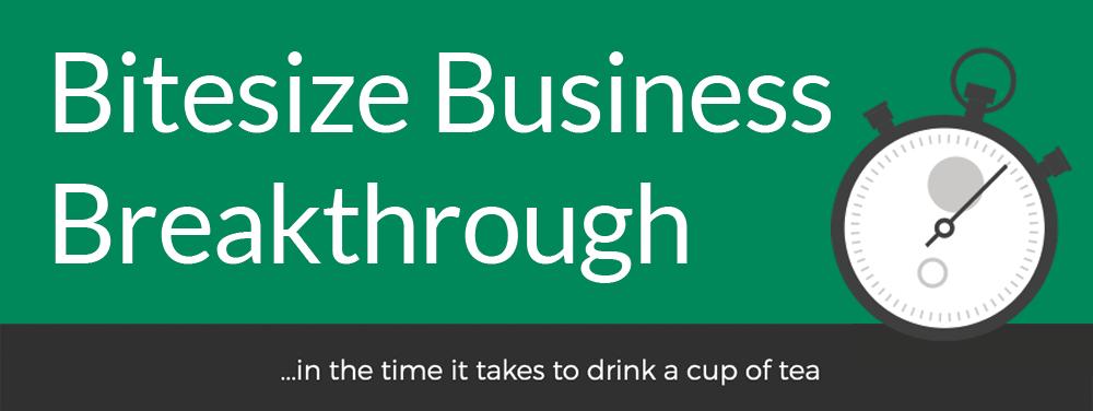 Bitesize Business Breakthrough
